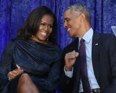 Obama reveals Michelle told him he was 'messed up' and needed to know his failings