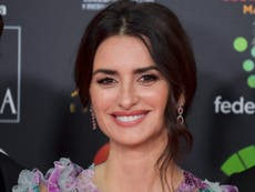 Parallel Mothers: New Penelope Cruz film promoted with poster of lactating nipple