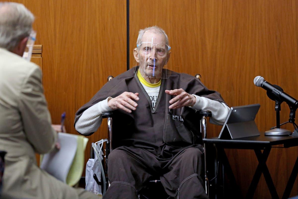 Robert Durst admits 'cadaver' note made him look guilty