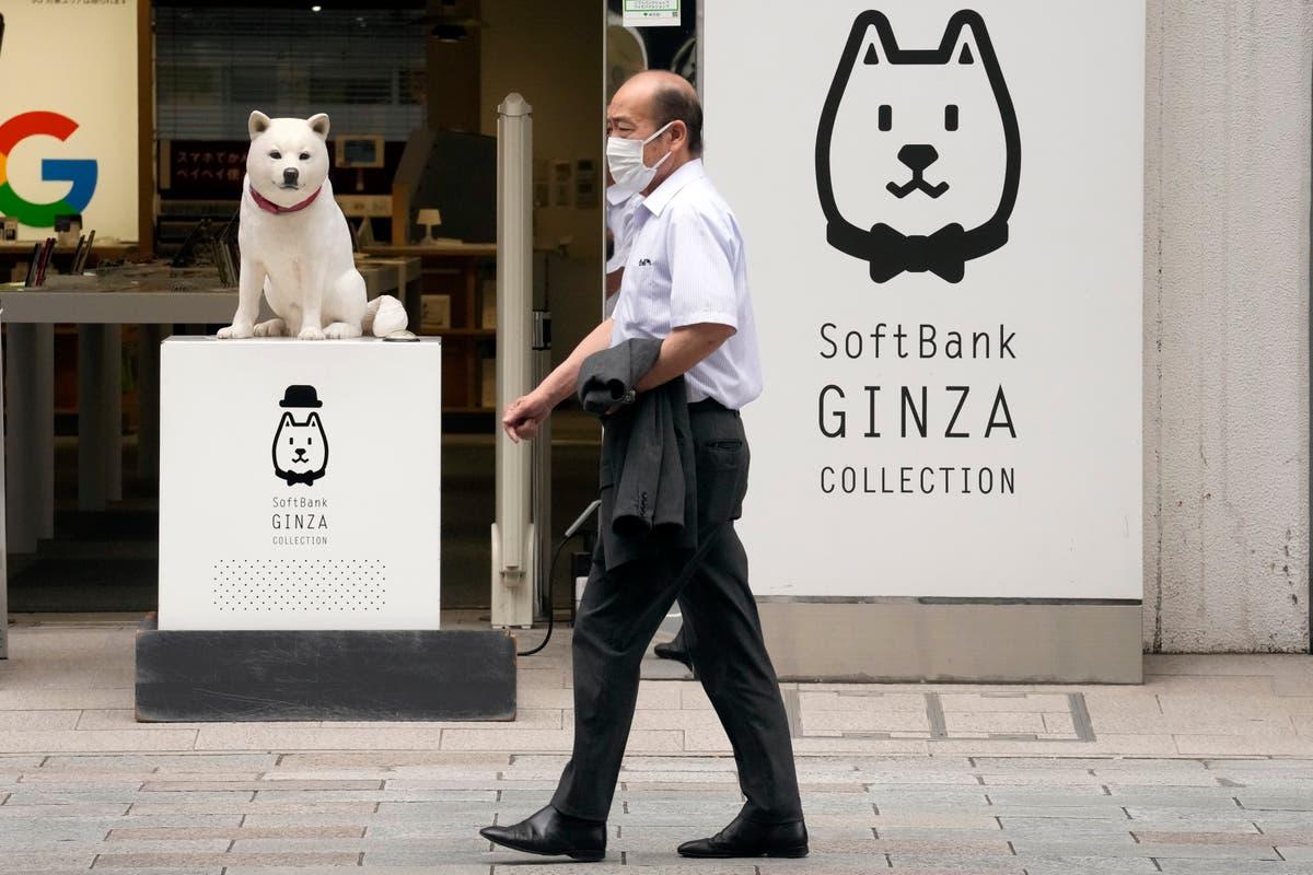 SoftBank profit declines following Sprint perk a year ago