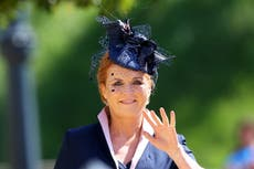 Sarah Ferguson reveals how she believes Princess Diana would've reacted to Megxit