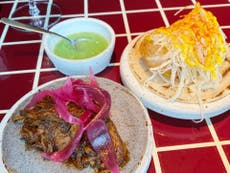 Decimo, Londres: Mexican meets Spanish in this achingly cool restaurant