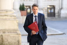 The rest of us have always known that Gavin Williamson is a joke – now even he accepts it