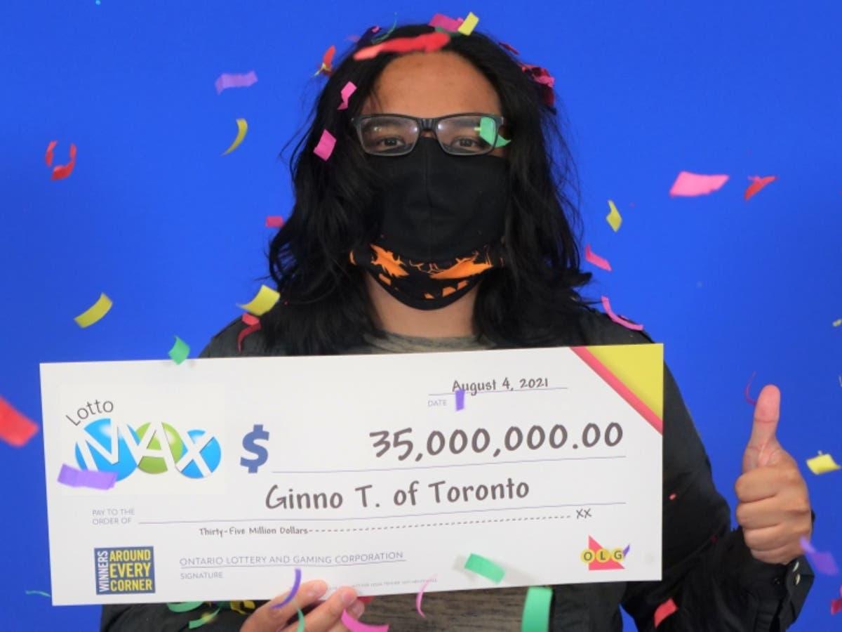 College graduate won $35m lottery and kept it a secret