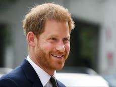Medlemmer av kongefamilien ønsker prins Harry en 37 -årsdag