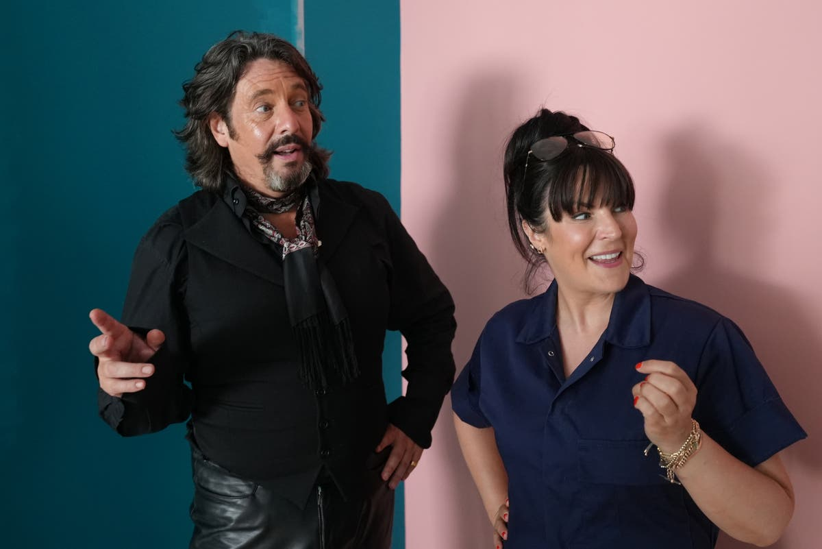 Laurence Llewelyn-Bowen on the return of Changing Rooms: We've got really very serious, decent budgets