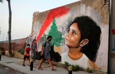 One year after the Beirut blast, life in a Lebanese refugee camp is marked by despair – but also hope