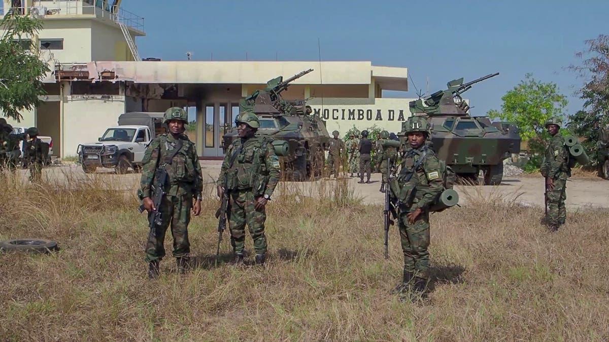 Rwandan, Mozambican forces chase rebels after retaking port