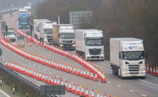 Operation Brock powers to manage post-Brexit lorry tailbacks in Kent to be made permanent