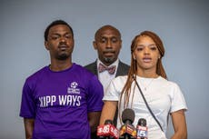 Parents of girl killed in Atlanta see hope in investigation