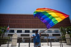 LGBT+ students 'scared' after campus pride flag replaced with Confederate symbols
