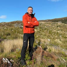 Mark Billingham: 'Always be ready to go that little bit further, that's my mantra'