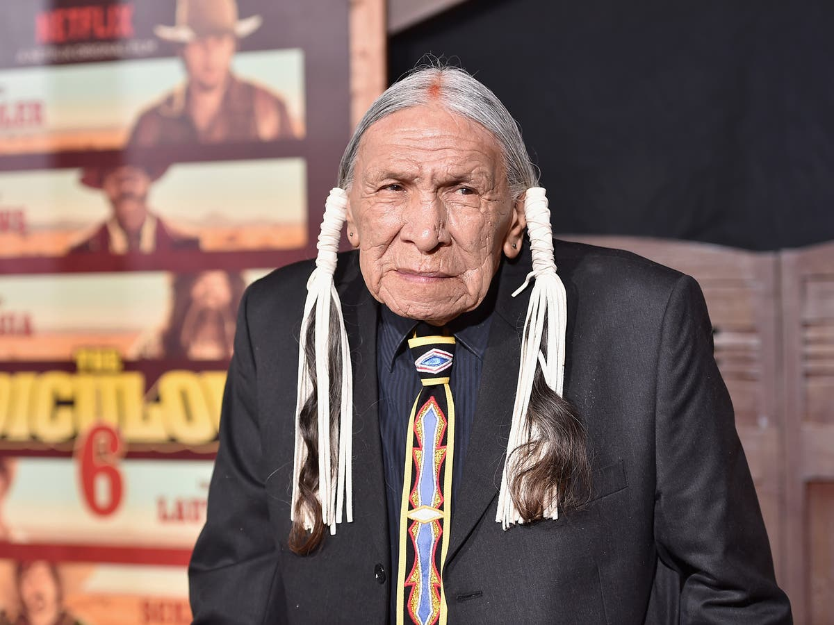 Saginaw Grant: Actor who brought Native American culture to the big screen