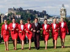 Virgin Atlantic launches Edinburgh-Caribbean flights