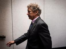 Rand Paul grills Blinken on drone strike in Afghanistan
