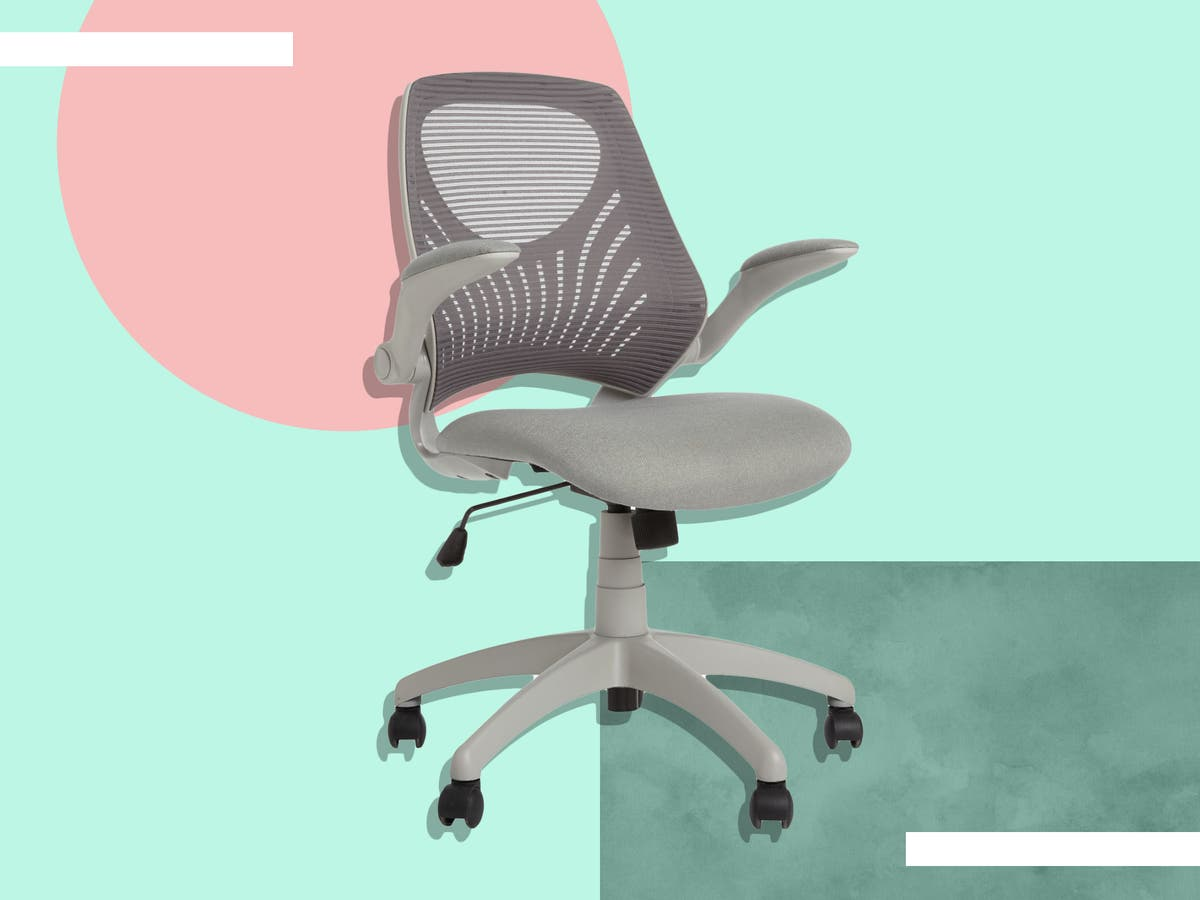 We put John Lewis's £139 Anyday hinton office chair through its paces