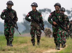Indonesian army says it has stopped 'virginity tests' on female cadets