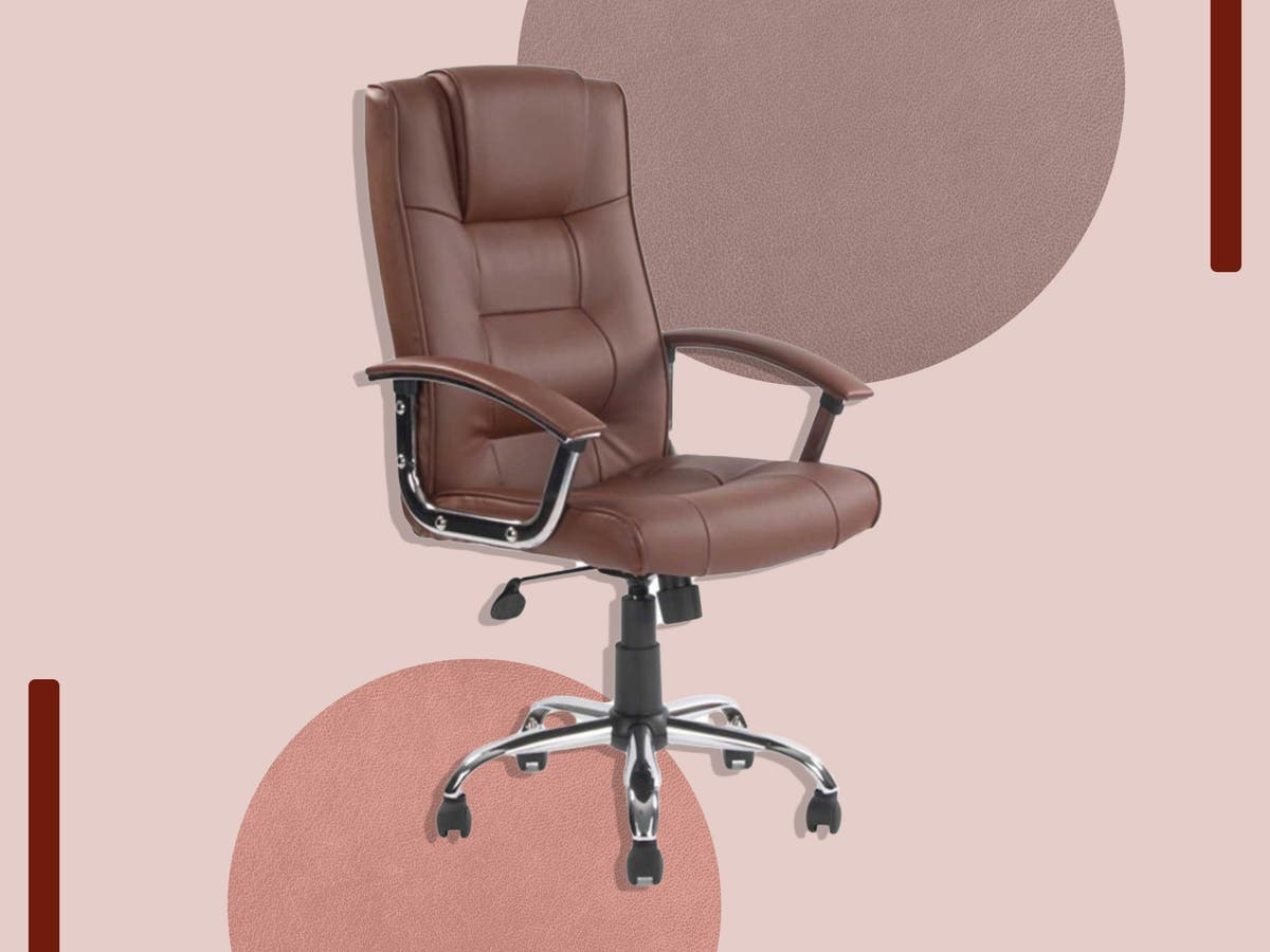 The Ryman executive chair just made working from home a whole lot more comfortable