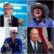 盖茨, Bezos, Branson and Bloomberg in billionaires' club to mine raw materials in Greenland