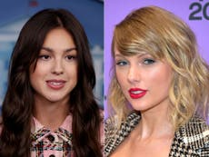 Olivia Rodrigo opens up about early advice from Taylor Swift