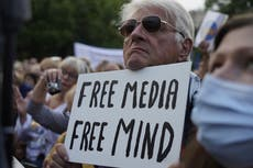Poland's government wins battle over controversial media law exposing deep rifts