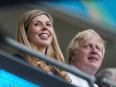 Boris Johnson news – live: Tory donor linked to PM's wife 'lobbied government for game reserve money'