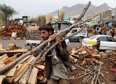 戦後, 森林破壊はイエメンにとってさらなる脅威です
