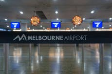 Women fined £5,800 after flying from Sydney to Melbourne while infected with Covid