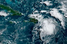 Back-to-back tropical storms Fred and Grace barrel towards Florida coast