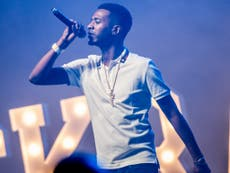 Rapper Nines admits plot to import cannabis into UK