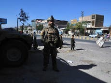 US citizens told to leave Afghanistan as Pentagon prepares to possibly evacuate embassy in Kabul
