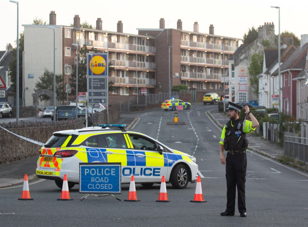 <p>A major incident has been declared in Plymouth, Devon</磷>