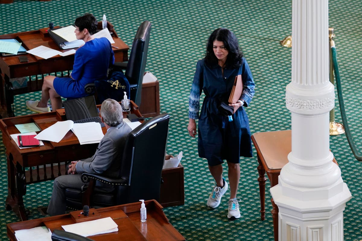 Texas senator defies voting limits with 15-hour filibuster