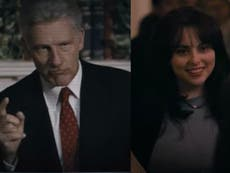 Impeachment: American Crime Story – Clive Owen's Bill Clinton denies affair with Monica Lewinsky in first trailer