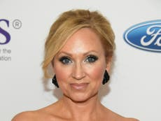 Will & Grace actor Leigh-Allyn Baker among anti-maskers at school board meeting