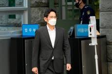 Paroled Samsung heir apologies for causing public concern