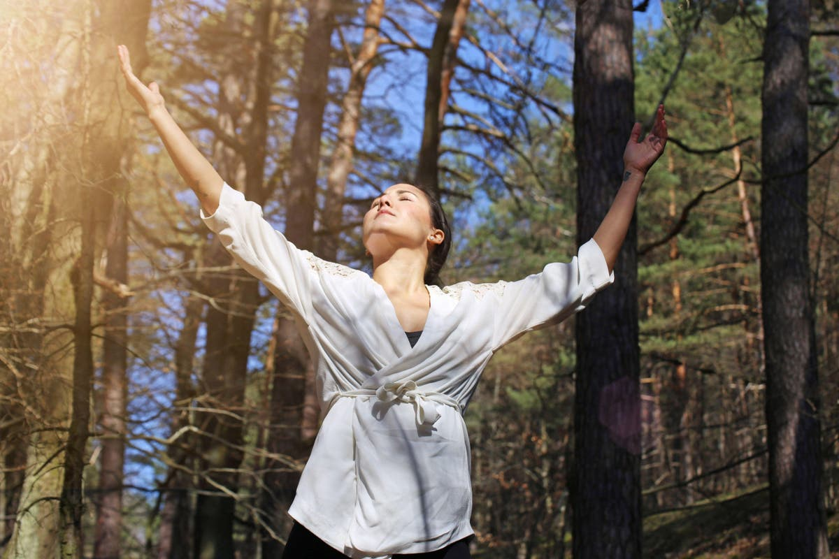 5 self-care tips from around the world, from forest bathing to face tapping