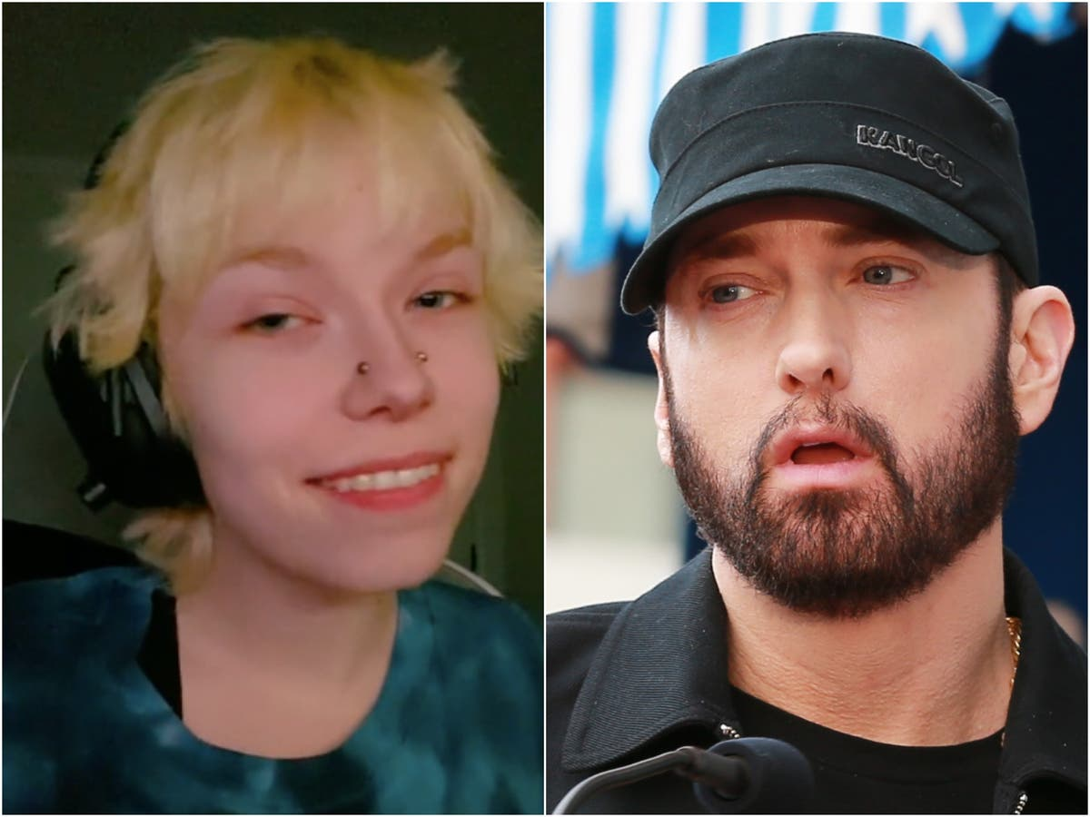 Eminem's adopted child comes out as non-binary
