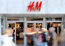 'I wouldn't wear it to bed': H&M's new collection with celebrity designer disappoints fans