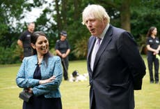 Priti Patel to take on vacant security minister brief 'on permanent footing'