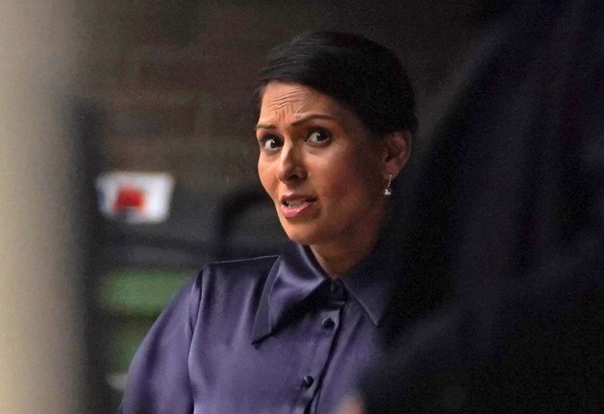 Priti Patel accused by France of 'breaching trust' over channel crossings