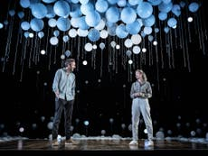 Constellations review, Vaudeville Theatre: Multiple realities collide in this spry and sparkling production