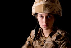 Women have served in the armed forces for decades, so why is it still a man's world?