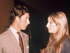 Barbra Streisand says Prince Charles once sent her flowers from his own garden before he met Diana