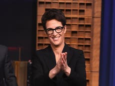 Rachel Maddow: MSNBC's most-watched anchor considering departure