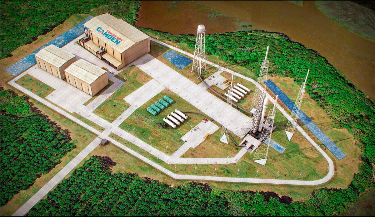 Park Service pushes back against licensing Georgia spaceport