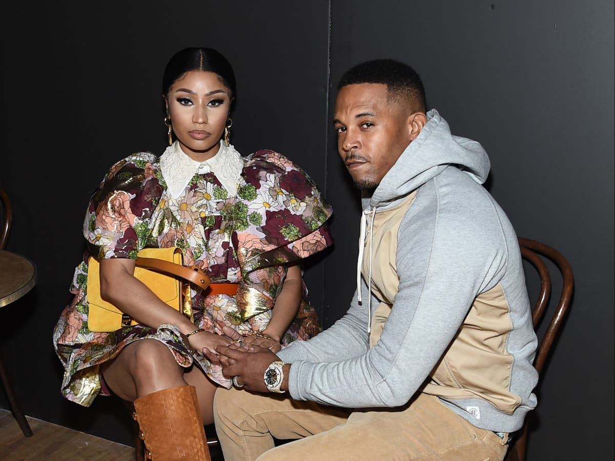 Nicki Minaj and husband Kenneth Petty sued by his attempted rape victim