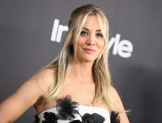 Kaley Cuoco offers to buy horse that was hit by coach at Olympics: 'Name your price'