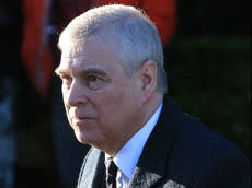 Prince Andrew to be served court papers in person, says sexual assault accuser's lawyer