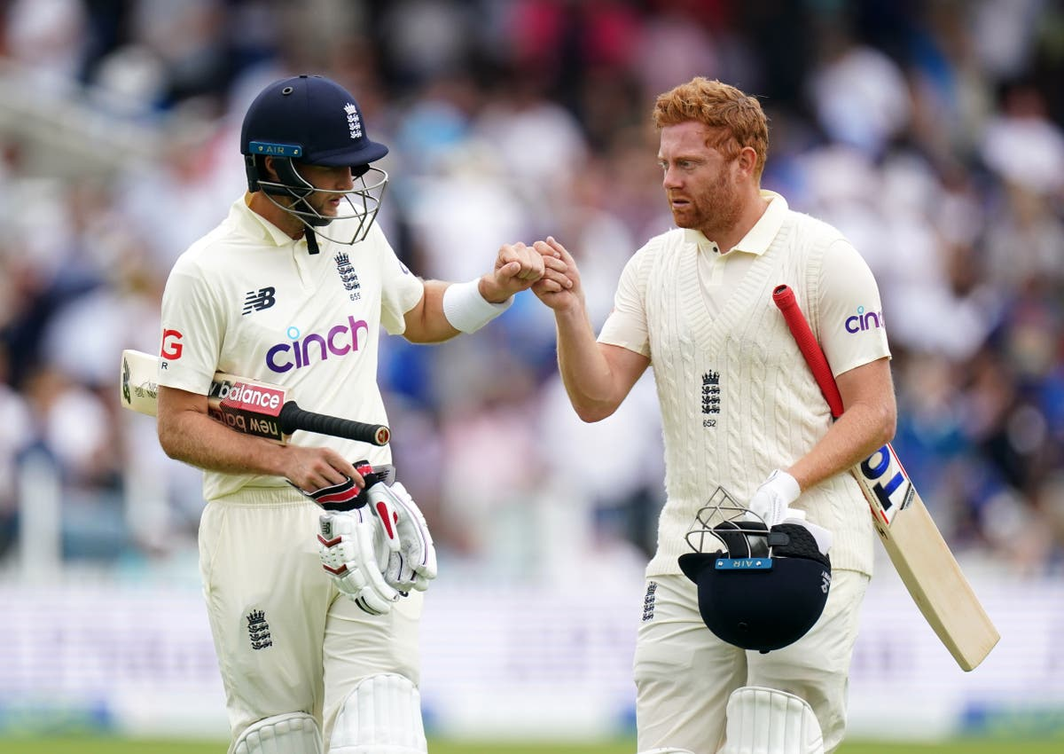 Jonny Bairstow struggles to find words to describe Joe Root heroics at Lord's